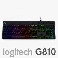 Logitec G810 Orion Spectrum