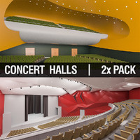 Concert Halls Collection