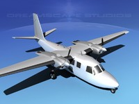 Aero Commander 560 Bare Metal