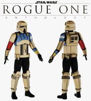 Star Wars Shoretrooper