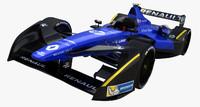 Formula E Renault E dams 2016
