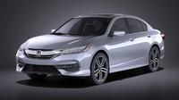 Honda Accord 2017 VRAY