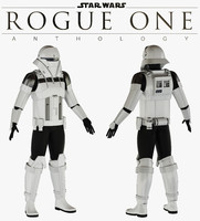 Star Wars Imperial Hovertank Pilot