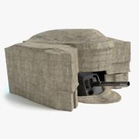 Normandy Bunker
