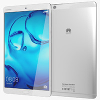 Huawei MediaPad M3 Silver