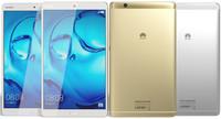 Huawei MediaPad M3 Gold & Silver