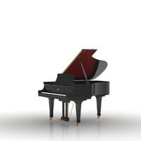Boston grand piano