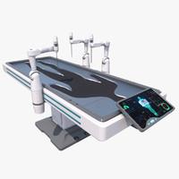 Sci-fi Medical Robot