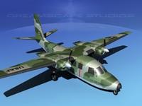 Aero Commander U-9 US Air Force
