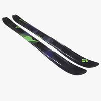Black Diamond Amperage Skis