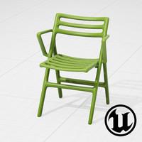 Magis Folding Air-Chair UE4