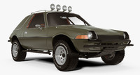 max amc pacer rally car