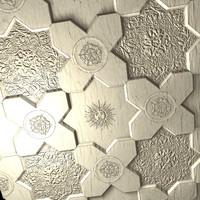 3 Renaissance tileable ceiling
