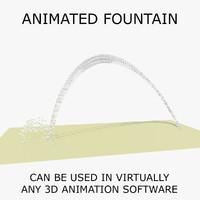 Animated Fountain 4