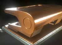 Hole Punch Copper Version Rigged And Animated