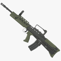L85A2 Rifle