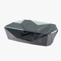 Holly Hunt SEISMIC COCKTAIL TABLE