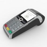 POS payment terminal