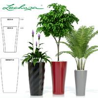 plant 21 Lechuza DIAMANTE DELTA
