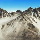 mountain range 3D models