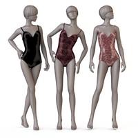 underwear, bra, panties, thongs, erotic Beaulieu, linen, mannequin, girl , woman, body, combidress, chemise, tunic, corset, bra 4