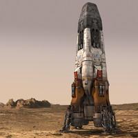 Spaceship_Rocket
