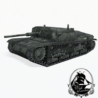 Semovente tank
