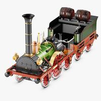 Historical German Train Adler