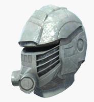 helmet 3d fbx