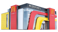 McDonalds restaurant 3