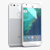 Google Pixel Very Silver