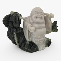 Chinese Buddha Carving