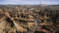 75k x 75km Grand Canyon Landscape