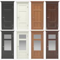Classic interior doors 01