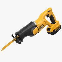3dsmax cordless reciprocating saw