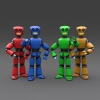Robots 01 All