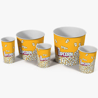 Cups Popcorn 3