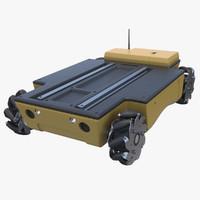 Mobile Omni Robot Platform