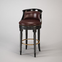 Angelo Cappellini Bar Chair