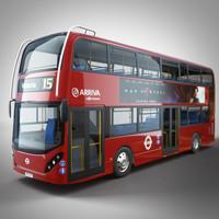 London bus Arriva - Octane