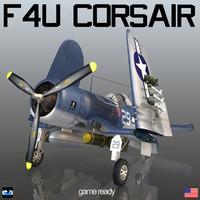 F4U Corsair American fighter aircraft