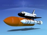 Space Shuttle Columbia Launch LP 1-4