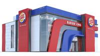 Burgerking restaurant