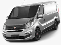 Fiat Talento 2016 Panel Van