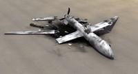 MQ-1 Predator Crash Site