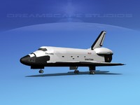 Space Shuttle Discovery Landing MP 2-3