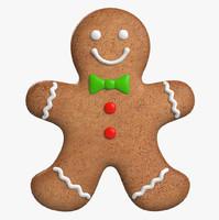 Gingerbread Cookie 2