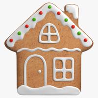 Gingerbread Cookie v5