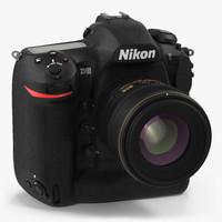 Nikon D5 Professional DSLR Camera