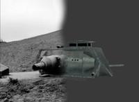 Panzerstellung Turret  vk 30.01 h tank